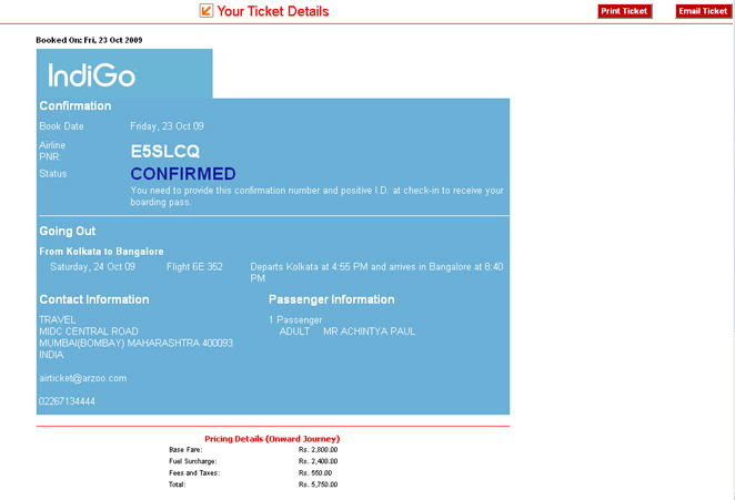 Experience Certificate Format Ticketing. Below is a sample of such ticket FAQ  Via